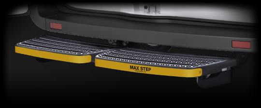 RANGER DESIGN MAX STEP